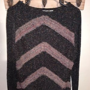 NWOT Brown (Multicolored) Sweater
